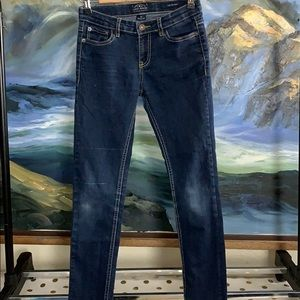 Lucky brand youth size 10 skinny jeans